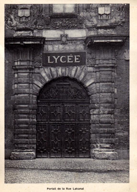 Lycée de Toulouse 1911-12 4