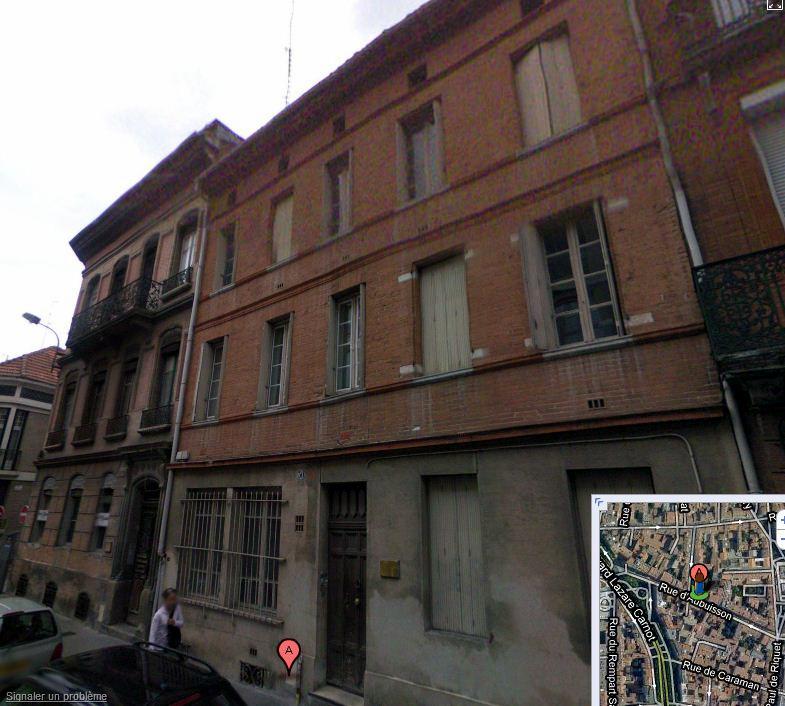 Toulouse - 30, rue d'Aubuisson