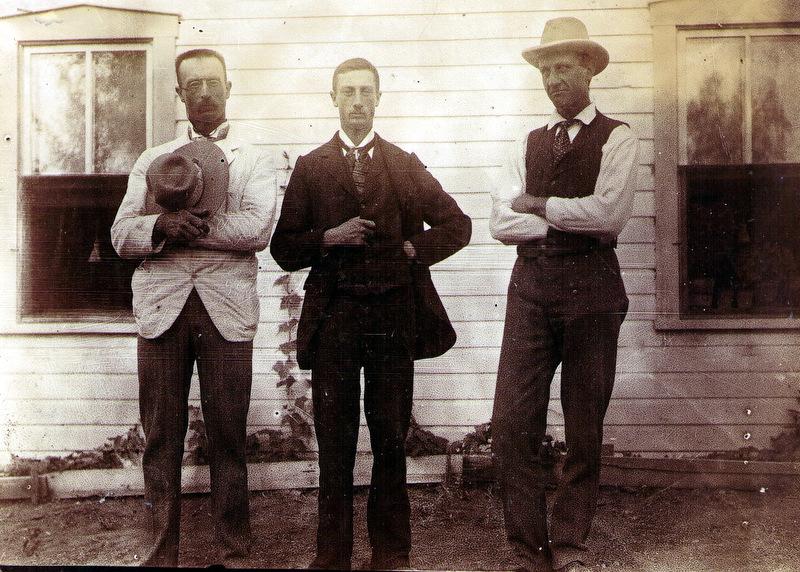 Chauny les 3 frères 1894