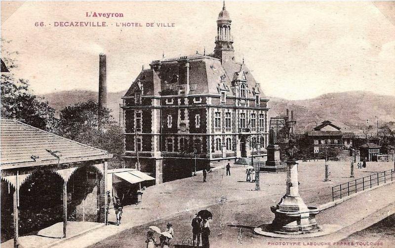 Decazeville La Mairie