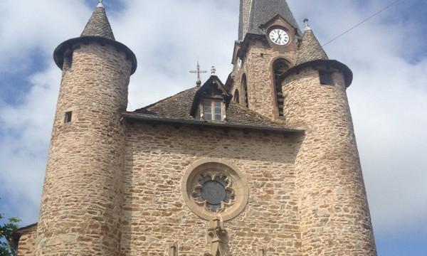Eglise de Naucelle