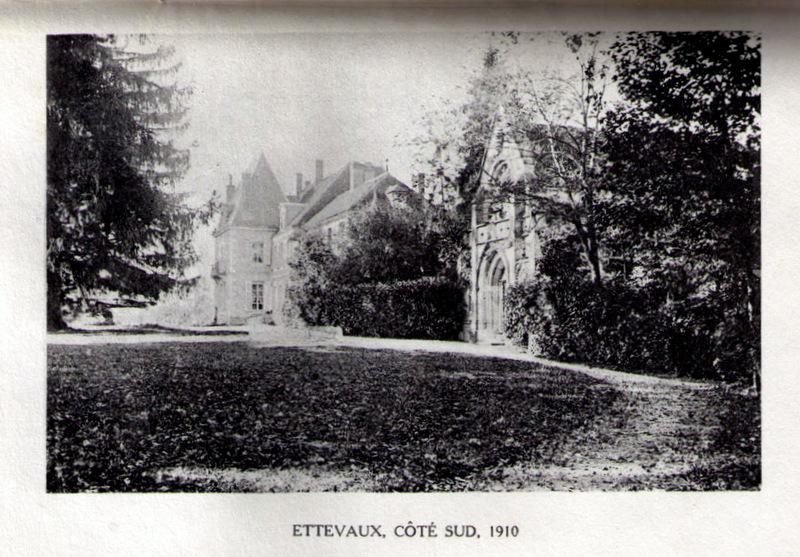 Etteveaux Le Chateau 1
