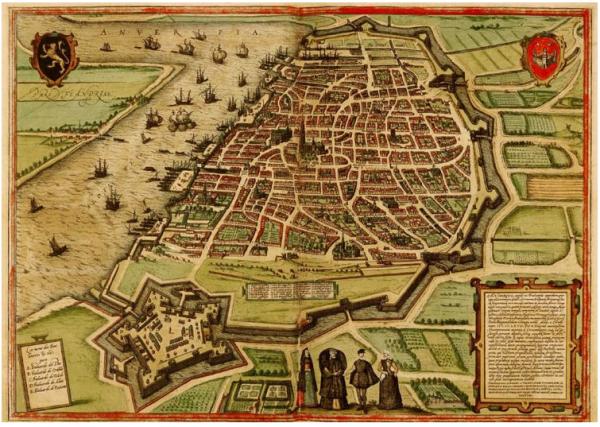 La famille de Decker originaire d'Anvers – 2