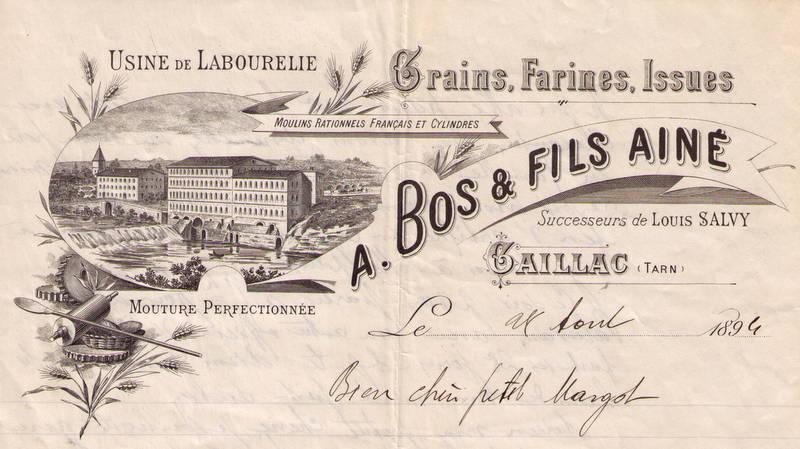 La Bourélie, commune de Brens